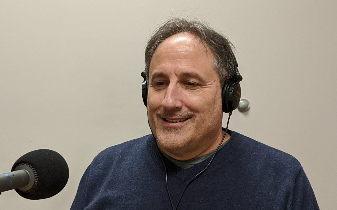 Podcast: Peter Stilla speaks about psychedelics and legalization