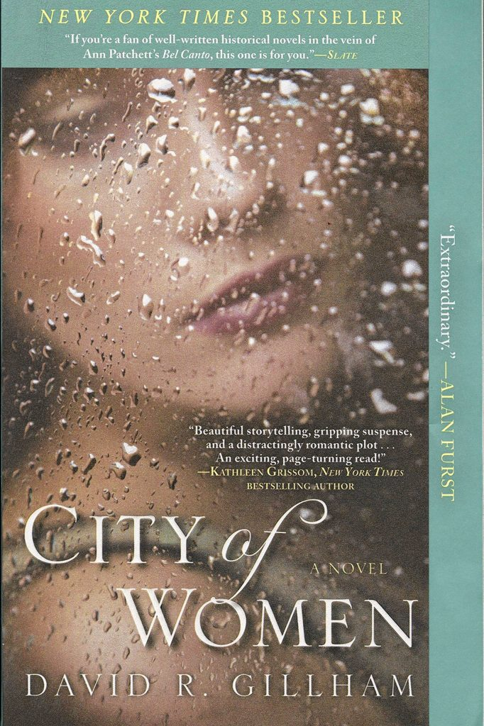 "David Gillham's first novel, the bestseller ""City of Women,"" is set in Berlin in 1943."