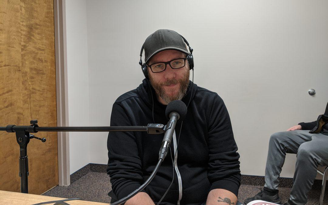 Podcast: Former Ninja Turtles artist Eric Talbot on becoming a tattoo artist