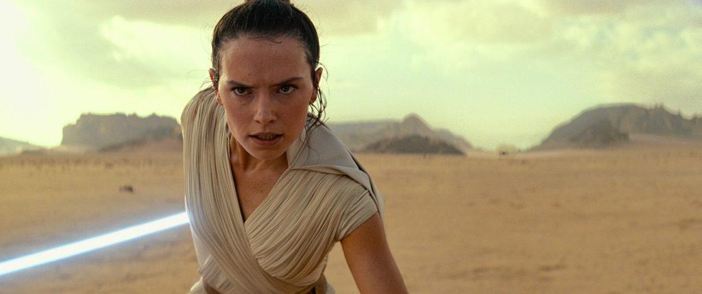 Rey (Daisy Ridley) in STAR WARS: EPISODE IX.