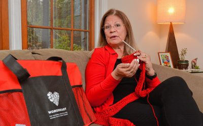 A champion of the heart: Local woman joins organization to provide heart disease information and support to women