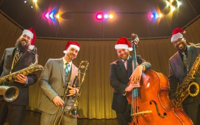 Jazz for the holidays: FlavaEvolution to play their take on some holiday classics at Gateway City Arts