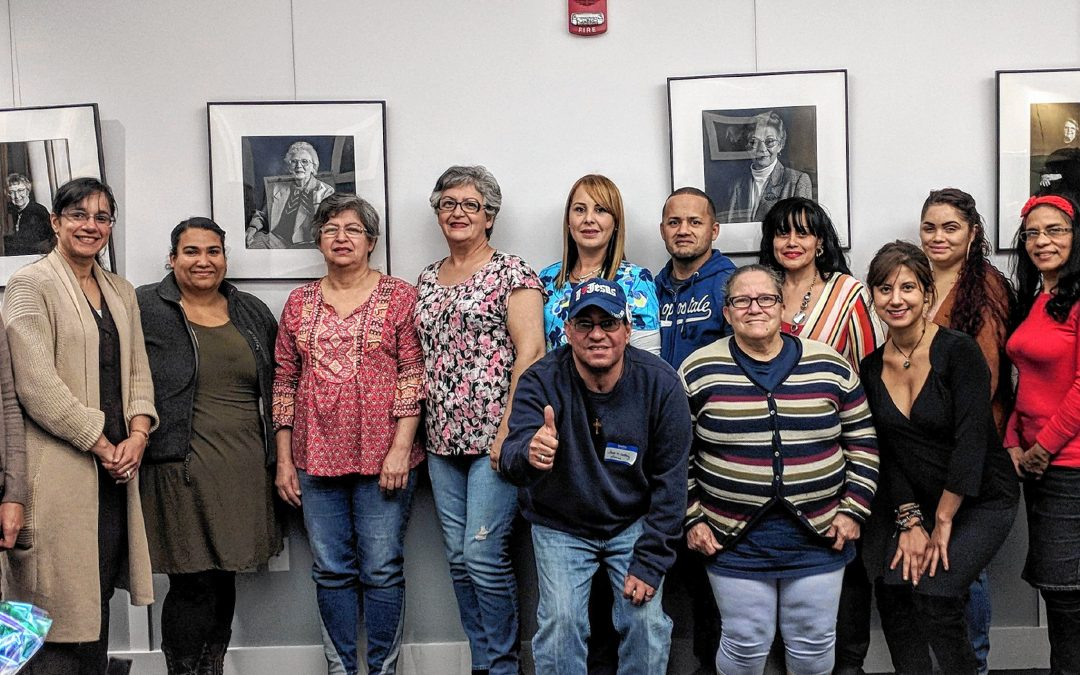 Supporting the underserved: Spanish language dementia support group gets financial boost