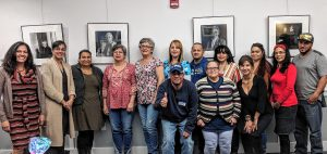 Cuidaderos Unidos, a Spanish-speaking support group for dementia caregivers, shown here, received a grant for $10,000 from the Tufts Health Plan Foundation.