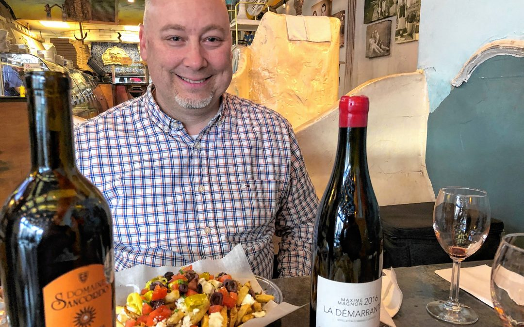 Monte Belmonte Wines: Michael Quinlan —  One Region at a Time