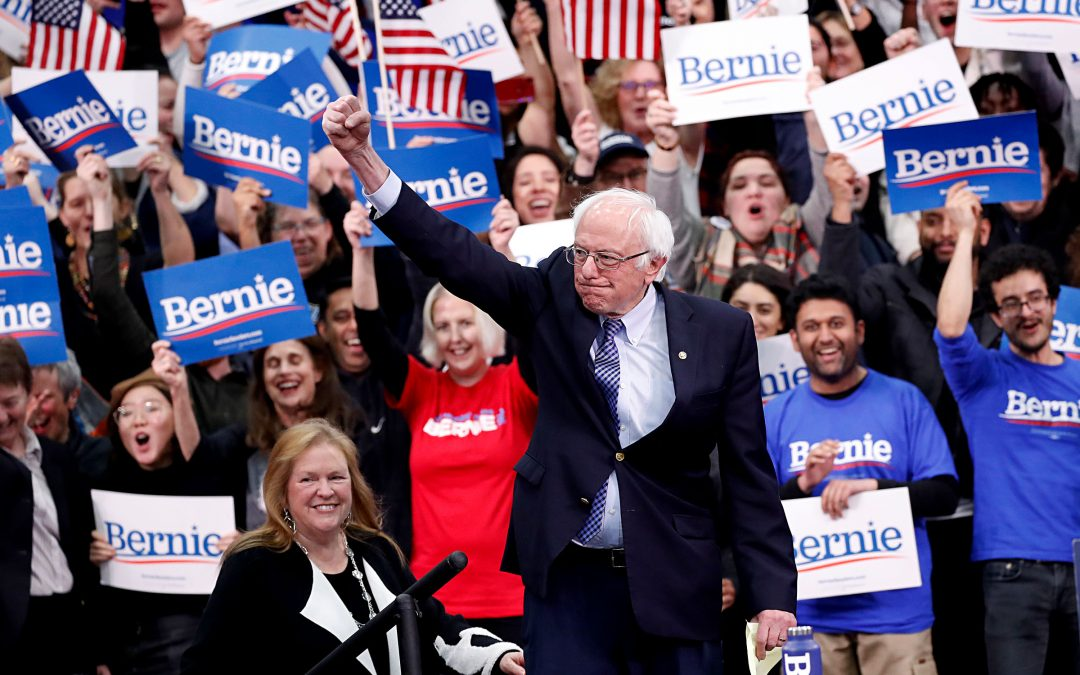 Endorsement: Bernie Sanders for President