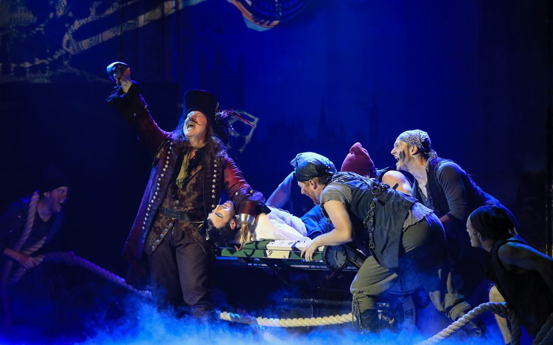 Stagestruck: Peter Pan, Meet Lizzie Borden