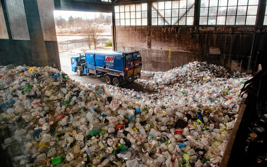 Free recycling in Western Mass is about to end: What people are doing about it at the local and state level