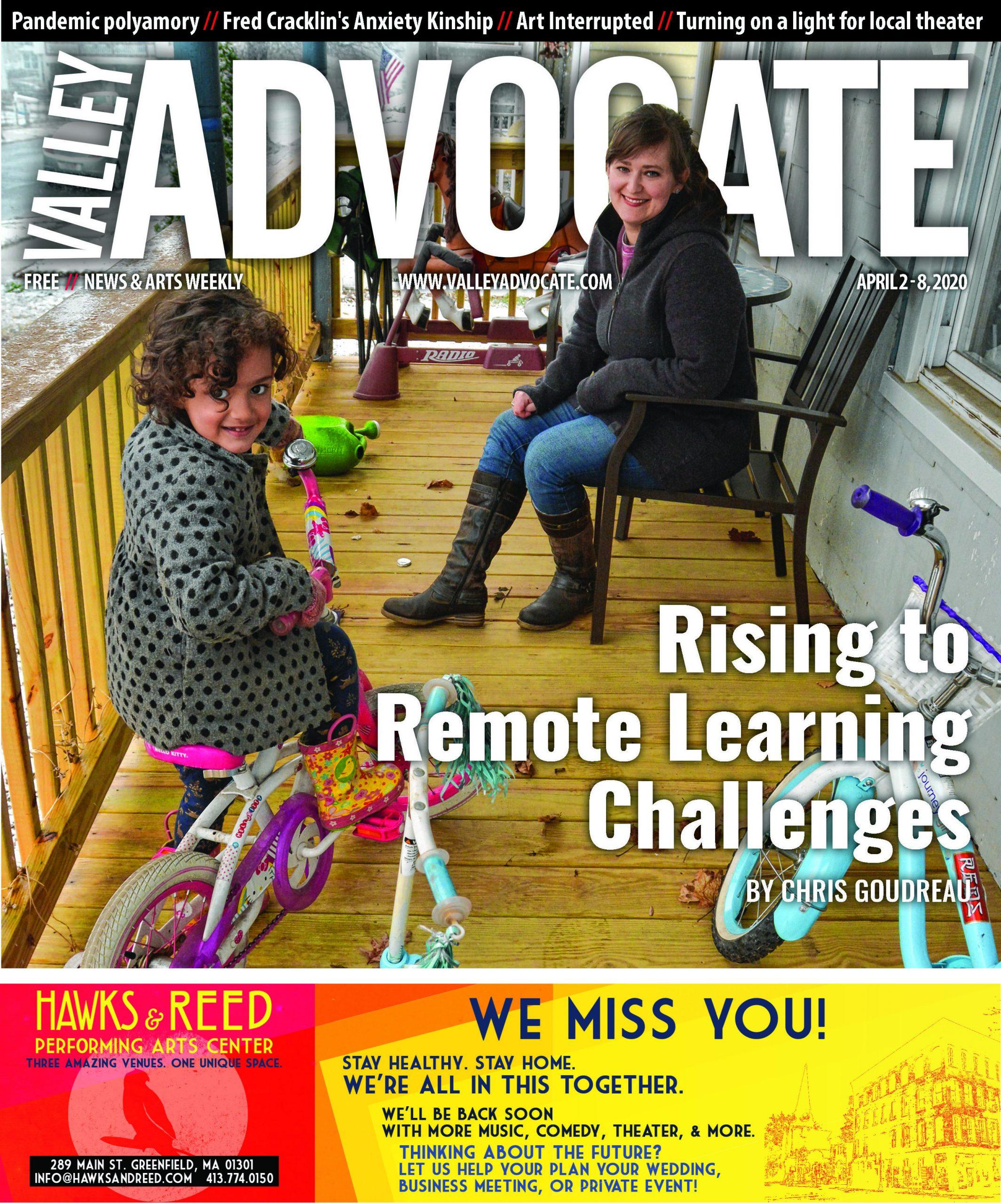 Read the Advocate print edition
