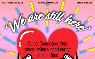 'We arestill here':Cancer Connection offers phone, online support during difficult time