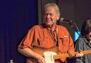 Big Al Anderson, once a key part of New England favorites NRBQ, weighed in from his New Mexico home earlier this month as part of a live-streamed series of shows produced by Signature Sounds.