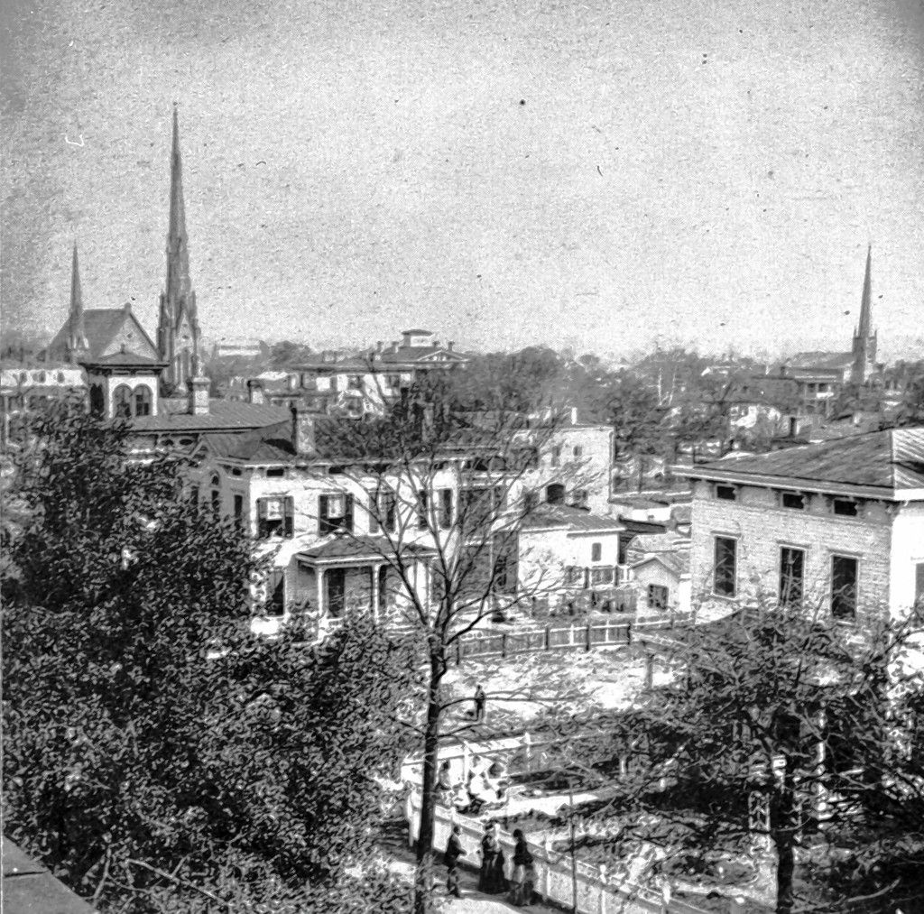 Wilmington, N.C., circa 1898. The city was almost 60 percent black at that time; today it is 18 percent black.