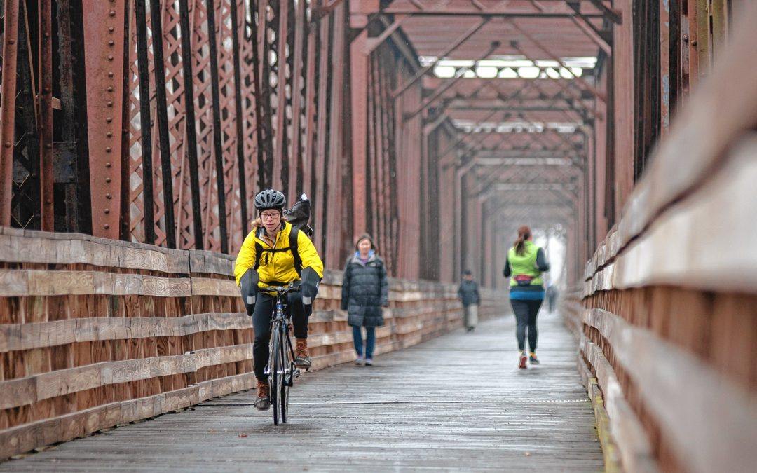 Biking in the Valley: Even with COVID-19, bicycling is the way to go for many