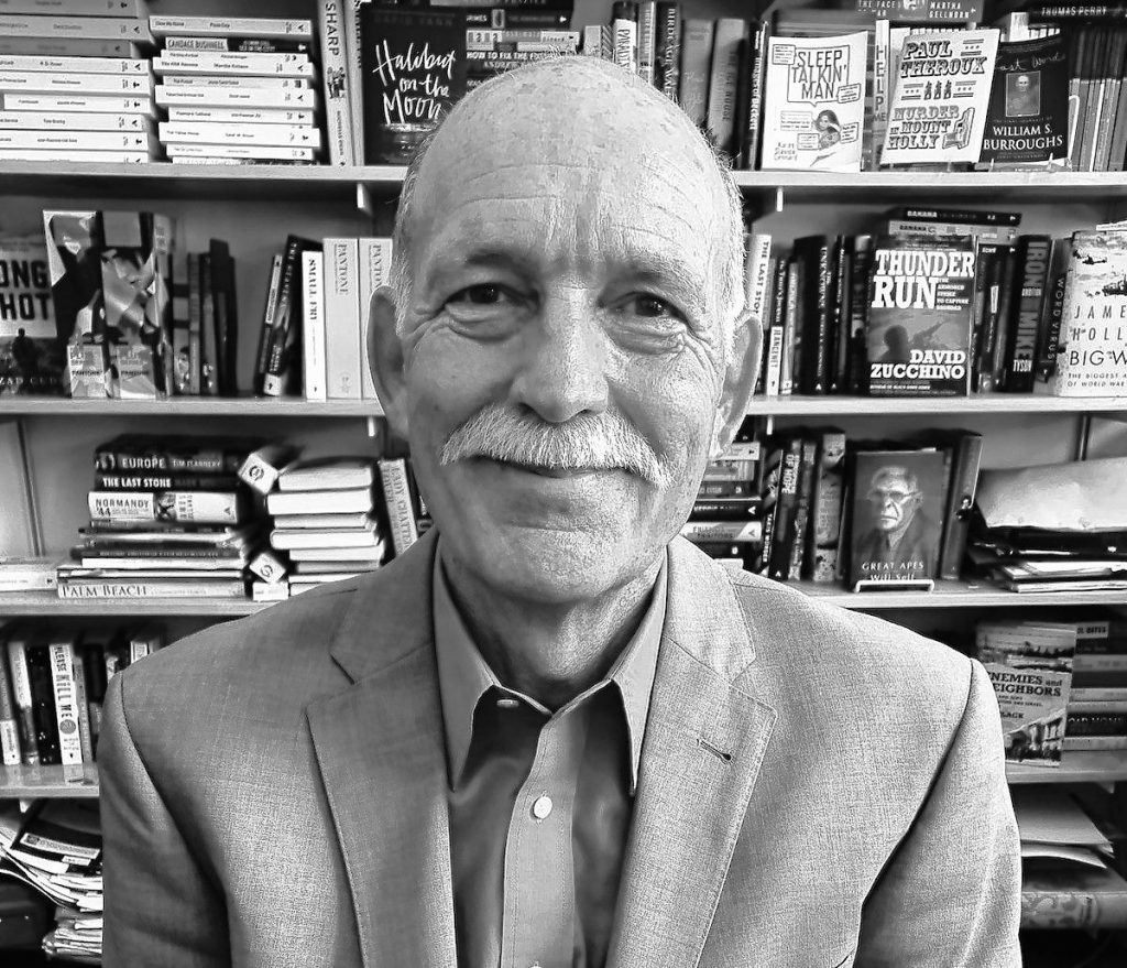 David Zucchino, today a contributing writer to the New York Times, won a Pulitzer Prize for reporting from apartheid South Africa.