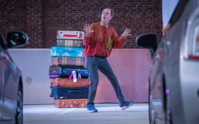 Stagestruck: Live Theater Returns, Drive-In Style