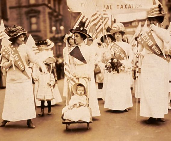How Northampton helped the women's suffrage movement cross the finish line