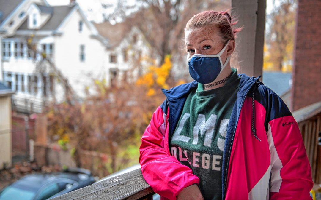 A crisis hits the home:What's being done to help those facing evictionin a pandemic