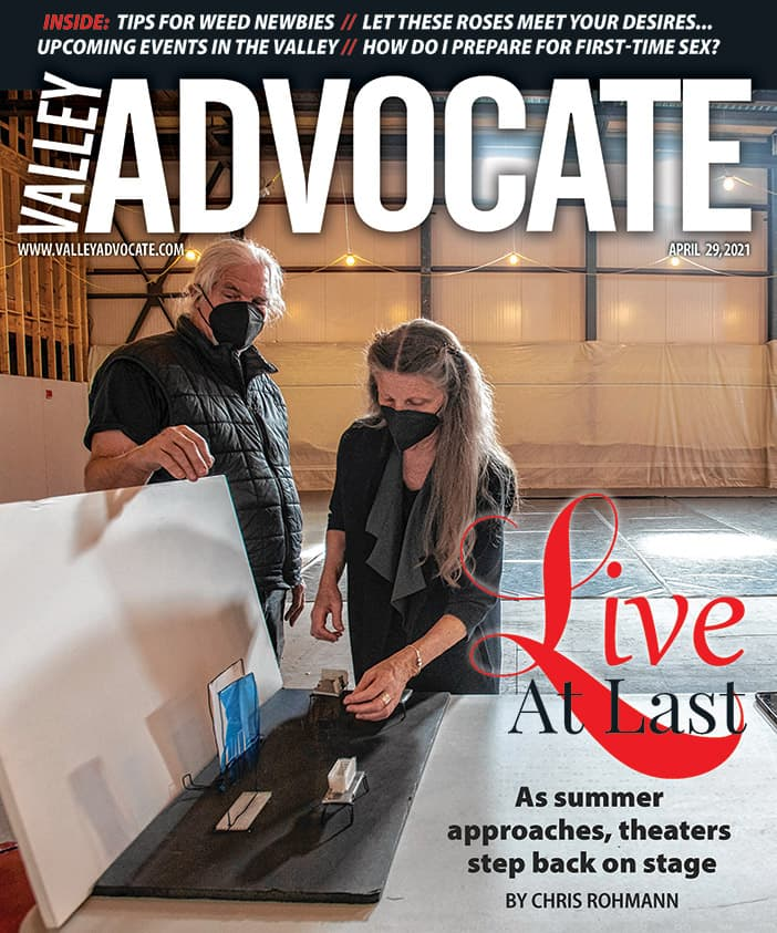 Read the Advocate E-edition