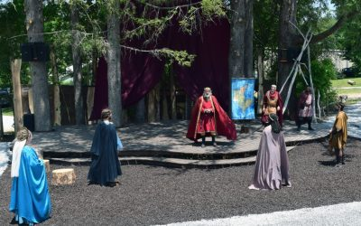 Stagestruck: A Shaky Shakespeare