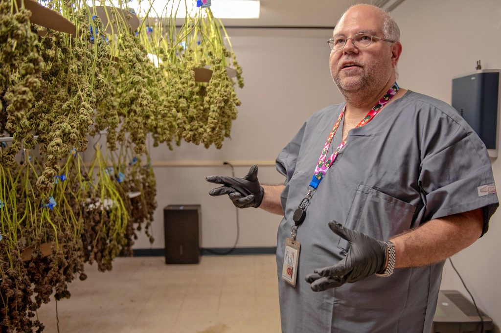 """Greg """"Chemdog"""" Krzanowski, the director of cultivation at Canna Provisions, talks about his years spent growing marijuana and his job now at Canna Provisions."""
