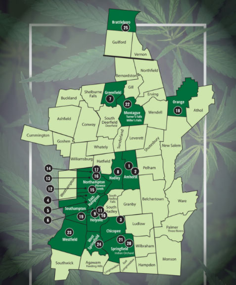 Currently Open Local Dispensaries – September 2021